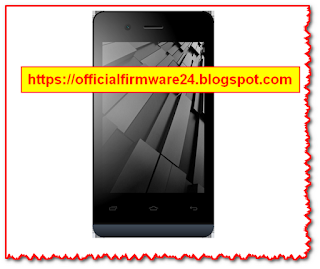 Symphony E10 Official Firmware/ Flash File Free Download
