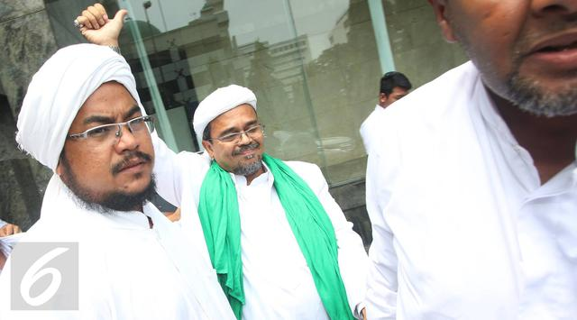 Mahasiswa Akan Laporkan Rizieq Shihab FPI ke Polda Metro Jaya