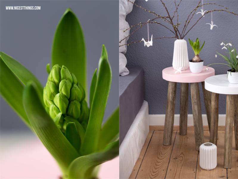 fr hlingsdeko diy origamikraniche aus modelliermasse nicest things bloglovin. Black Bedroom Furniture Sets. Home Design Ideas