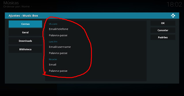 """Como Instalar o Add-on """"Music Box"""" no KODI 17 - Um dos melhores add-ons de música para o Kodi"""