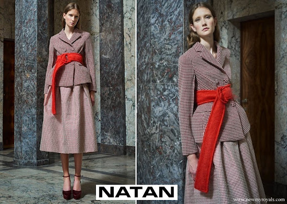 Queen Maxima NATAN Couture FW17