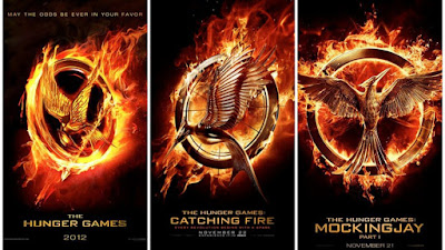 Urutan Nama Film The Hunger Games Series