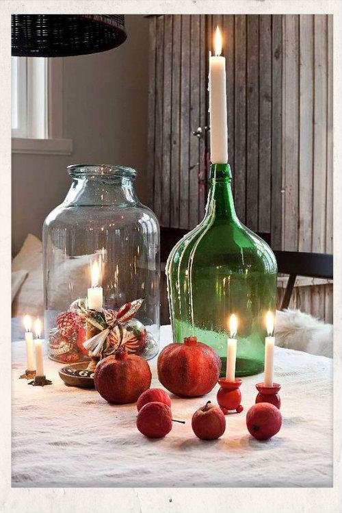 χειροποιητες ιδεες για διακοσμηση χριστουγεννων,χειροποιητα χριστουγεννιατικα στολιδια,χριστουγεννιατικες ιδεες με καρπους μπαχαρικα φρουτα