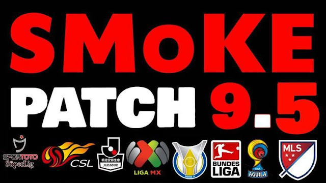 PES SMoKE Patch 9.5 AIO PES 2017