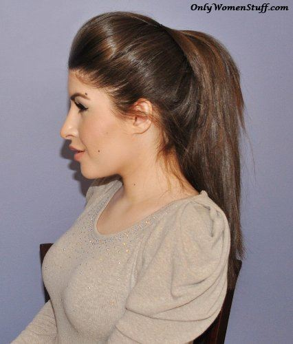 Easy Hairstyles For College Students - Chic Look For Girls - KiziFashion