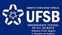 Concurso UFSB Edital Previstos 2016