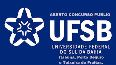 Concurso da Universidade Federal do Sul da Bahia -UFSB