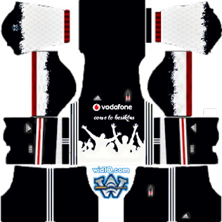 besiktas dls18 kits and logo url fantastic turkey türkiye