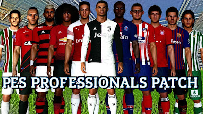 PES 2017 MEGA Update for Professional Patch 2017 v5.2 AIO Season 2018/2019
