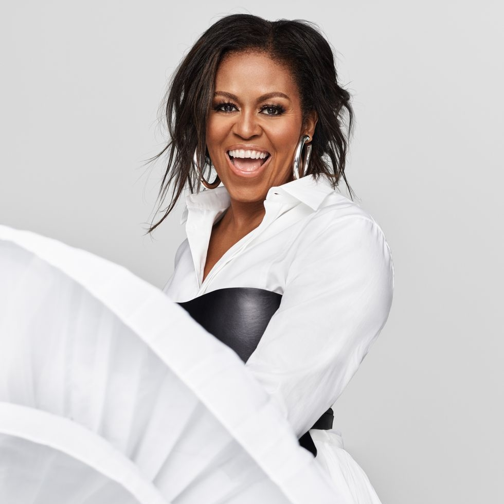 Michelle Obama's most inspiring quotes.