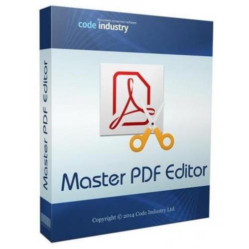 Master PDF Editor 2018 Free Download