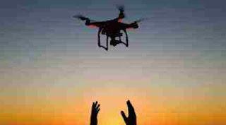 noleggio droni roma