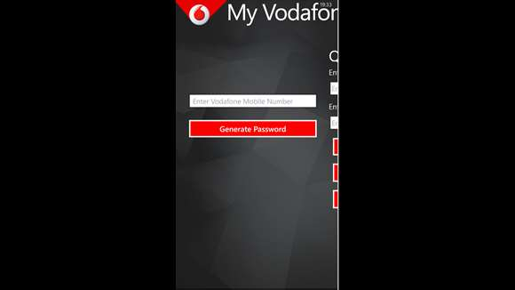 My Vodafone app Windows gets updated, Balance Transfer and more