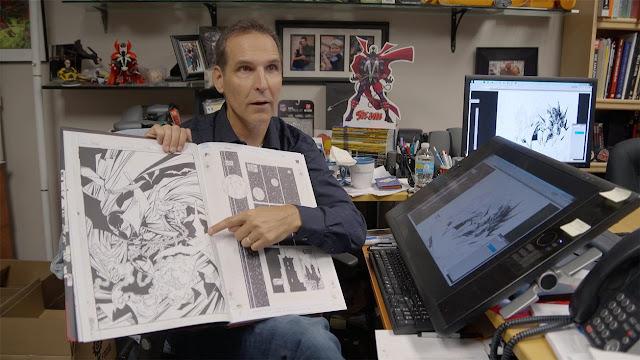 Biografi Todd McFarlane, Pencipta Karakter Spawn dan Pendiri Image Comics