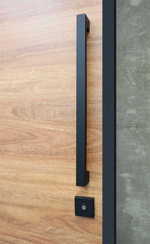 Desain Handle Pintu Utama untuk Rumah Minimalis