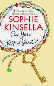 Review: Can you keep a secret by Sophie Kinsella