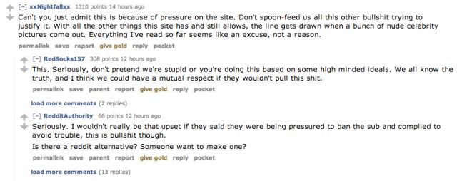 Reddit faz um exame de consciência Após vazamento de fotos de celebridades