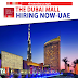 DUBAI MALL JOBS-2018