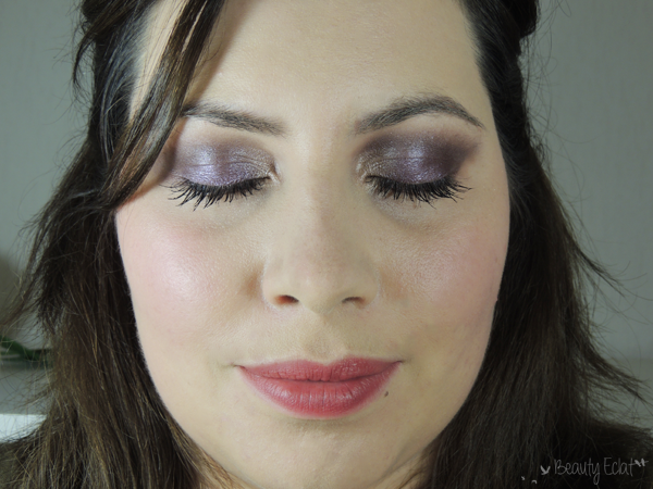 tutoriel maquillage automnal smoky nars laura mercier urban decay stila