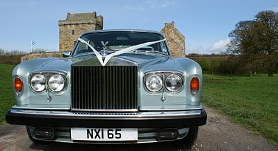 Wedding Car Hire Fife Scotland