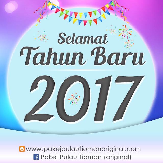 Perutusan Sempena Tahun Baru 2017