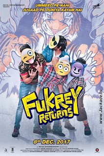Fukrey Returns First Look Poster 2