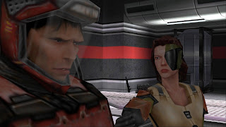 Mars game - Red Faction screenshot Parker Eos