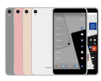 Nokia C1 to come in Android