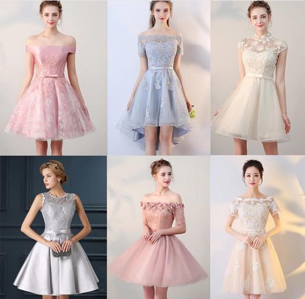 4228a30ad Para sentirse como una princesa... ¿Quiere un Vestido Corto para su fiesta   no hay que preocuparse porque tienes muchas opciones elegantes y con  glamour ...