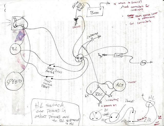Wiring Diagram As Well Bsa 441 Victor Wiring Diagram On Fordson