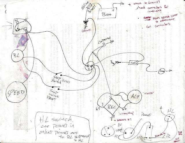 Harley Voltage Regulator Wiring Diagram