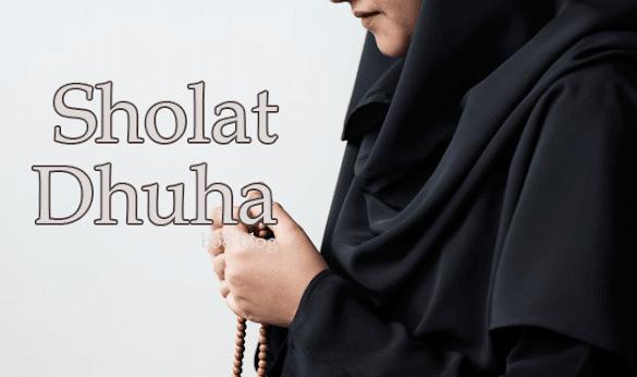 Doa Sholat Dhuha Arab dan Latin Lengkap Beserta Artinya