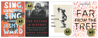 2017 National Book Award Winners by National Book Foundation
