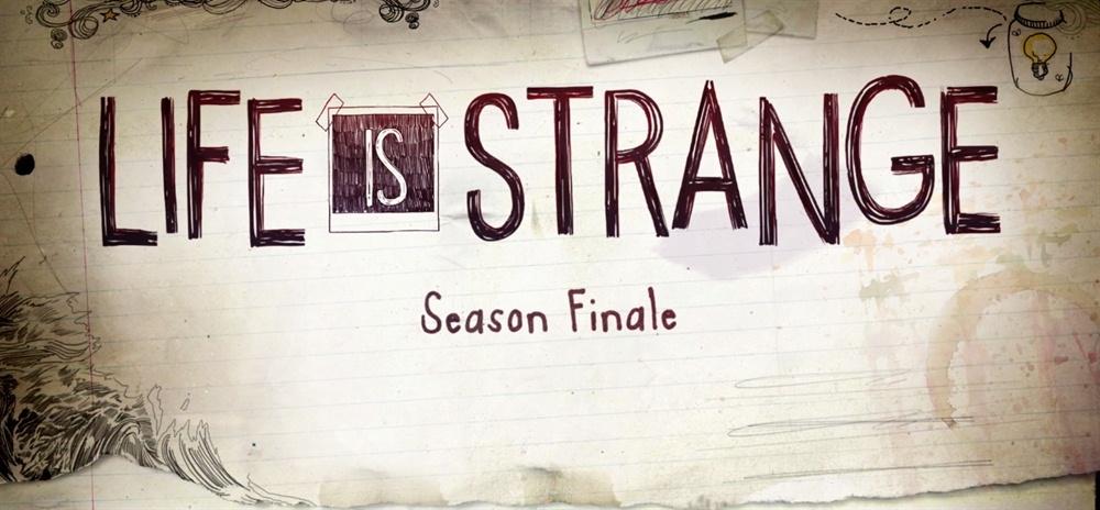 Life is Strange Download Episode 5 Poster