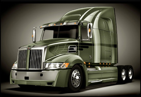 Western Star Trucks Wings of Awesomeness Paint Scheme