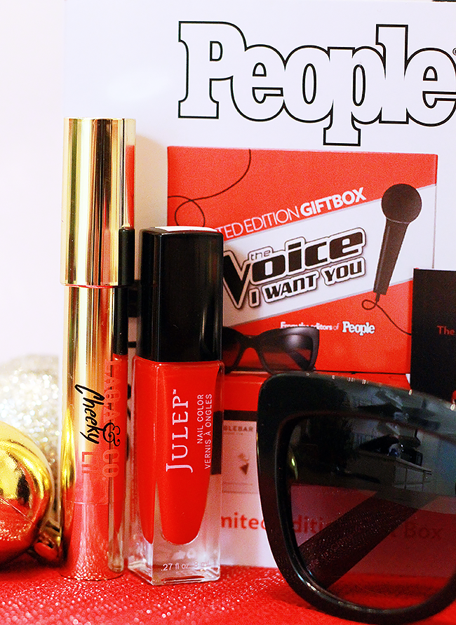 Julep Nail Polish in People x The Voice Gift Box