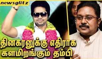 TTV Bhaskaran to Play against Dinakaran | TN Politics