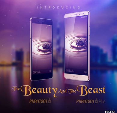 Phantom 6 & 6+   Few Things You Should Know About Tecno Phantom 6 and 6 Plus price in nigeria