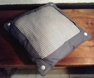 čtvercový dekorační polštář 40x40 cm