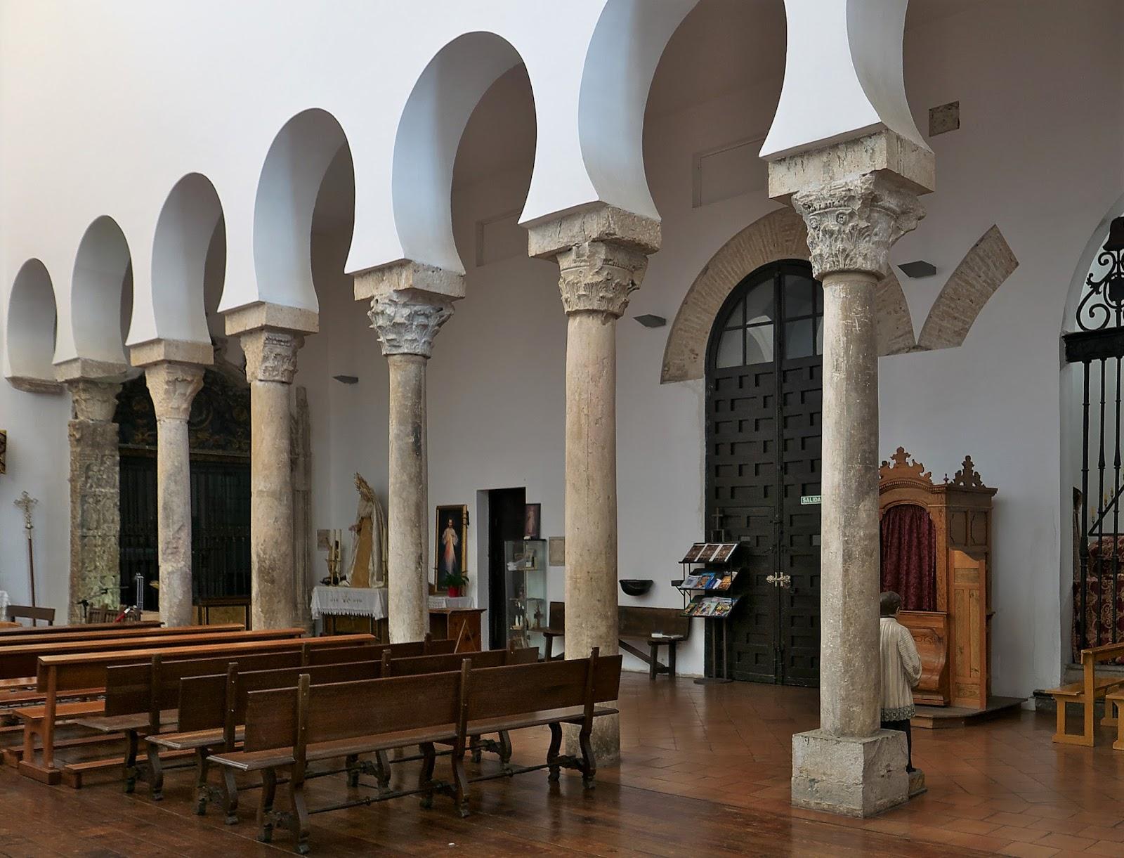 Arte e iconograf a for Pilares y columnas
