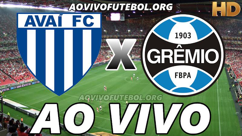 Avaí x Grêmio Ao Vivo HD Premiere