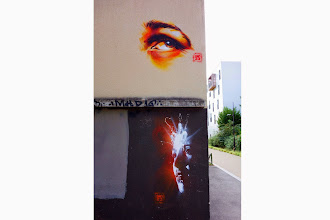 Sunday Street Art : Dan23 - Passage Joliot-Curie - Vitry-sur-Seine
