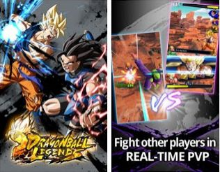 Dragon Ball Legends Apk v1.5.2 for android