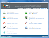 AVG PC Tuneup - screenshot