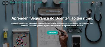 ESCOLA DE SEGURANÇA DO DOENTE