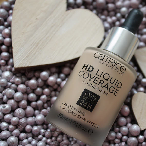 [Review] Catrice - HD Liquid Coverage Foundation