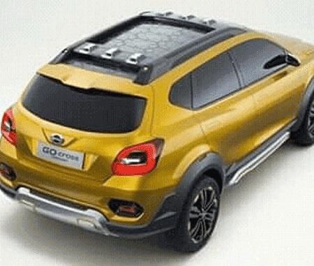 Datsun Go Crossover 2018 Harga Murah dan Spesifikasi