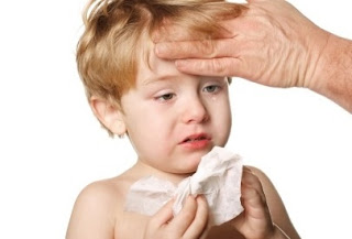 how to cure fever using banana leaves for children