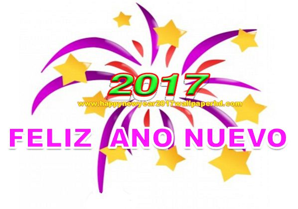 Happy New Year Wishes in Spanish language