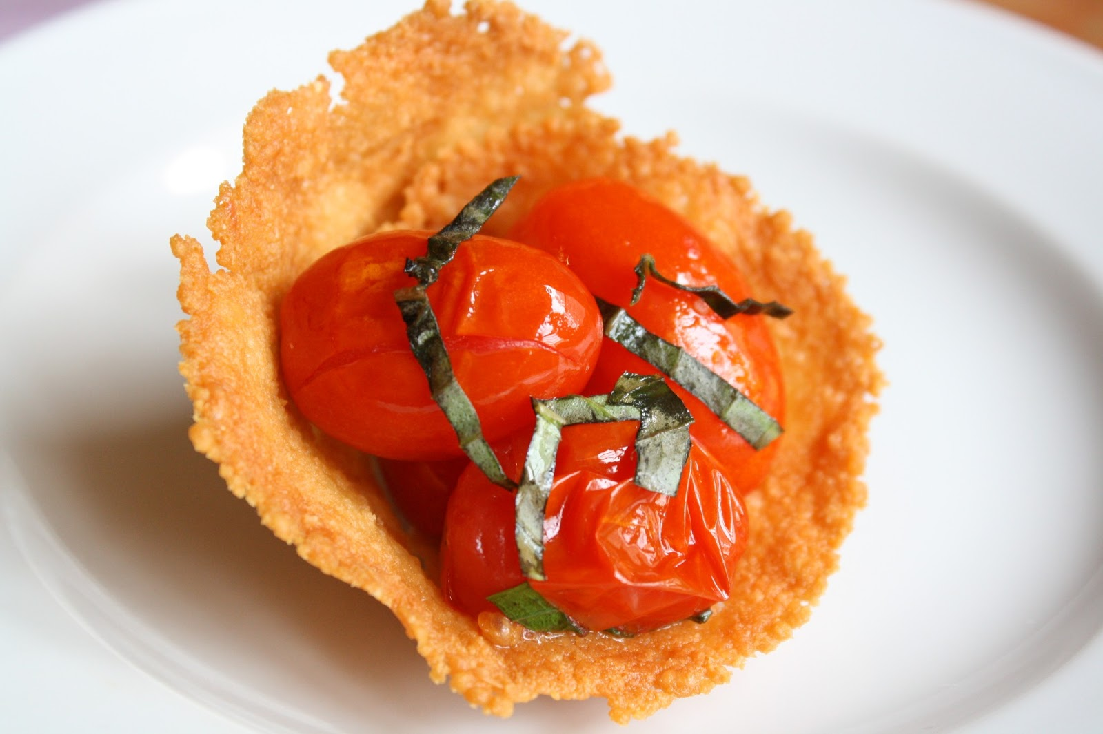 Make Meals Mama Roasted Tomatoes With Parmesan Crisps